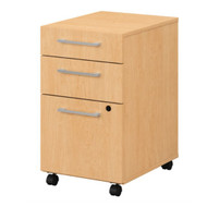 Bush Business Furniture 300 Series 3-Drawer Mobile File Cabinet - 300SMP3BBFAC