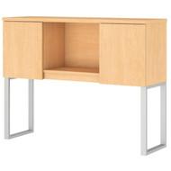 """Bush Business Furniture 400 Series Hutch 48"""" Natural Maple - 400SHM48ACK"""