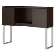 "Bush Business Furniture 400 Series Hutch 48"" Mocha - 400SHM48MRK"