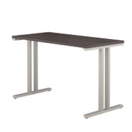 "Bush Business Furniture 400 Series 60"" x 24"" Training Table -  400S172SG"