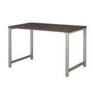 "Bush Business Furniture 400 Series Table Desk 48"" x 30"" Storm Gray - 400S143SG"