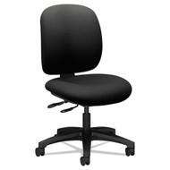 HON ComforTask Multi-Task Swivel Tilt Chair Black - 5903CU10T