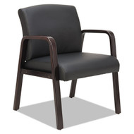 Alera Reception Lounge Series Guest Chair Espresso - RL4319E