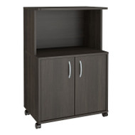 Nexera Mobile Cart 2 Drawer Ebony - 499