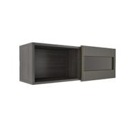 Nexera Nuance Collection Wall Storage Unit - 102637