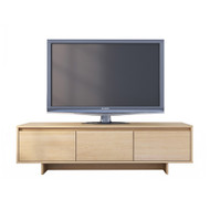Nexera Rustik Collection TV Stand 60-inch - 107205
