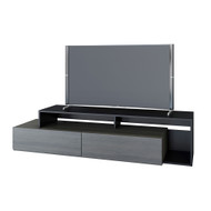 Nexera Damask Collection TV Stand 72- inch - 112045