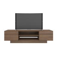 Nexera Morello Collection TV Stand 72-inch, Nutmeg - 115462