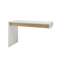 Nexera Chrono Collection Reversible Desk Panel - 211339