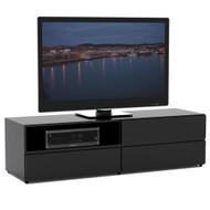 Nexera  TV Stand 60-inch, Black - 223106