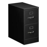 """Alera Vertical File Cabinet 2-Drawer, Letter, 15""""W x 26 1/2""""D x 29""""H - ALEVF1529BL"""