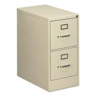 "Alera Vertical File Cabinet 2-Drawer, Letter, 15""W x 26 1/2""D x 29""H - ALEVF1529PY"