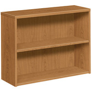 HON 10500 Series 2 Shelf Bookcase, Assembled - HON-105532CC