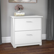 Bush Cabot Collection Lateral File White - WC31980
