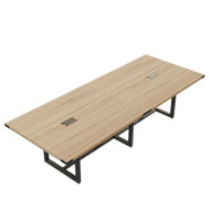 Mayline Safco Mirella Conference Table 12' Sand Dune - MRS12SDD