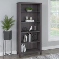 Bush Furniture Somerset Bookcase 5-Shelf Storm Gray - WC81565