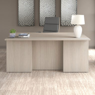 "Bush Business Furniture Office 500 Executive Desk 72"" x 36"" Sand Oak - OFD172SOK"