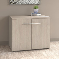 "Bush Business Furniture Office 500 36"" Storage Cabinet Sand Oak - OFS136SOSU"