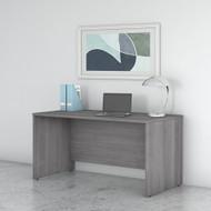 "Bush Business Furniture Studio C Desk 60"" x 30"" Platinum Gray - SCD260PG"