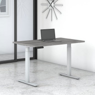 Move 60 Series by Bush Business Furniture 48W x 30D Height Adjustable Standing Desk - M6S4830PGSK