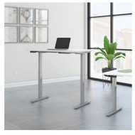 Move 60 Series by Bush Business Furniture 48W x 30D Height Adjustable Standing Desk - M6S4830WHSK
