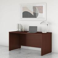 "Bush Business Furniture Studio C Credenza Desk 60"" X 24"" Harvest Cherry - SCD360CS"