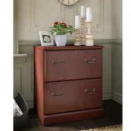 Kathy Ireland by Bush Furniture Bennington Collection Lateral File - WC65554-03