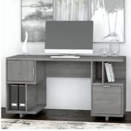 "Kathy Ireland by Bush Industries Madison Avenue 60""W Computer Desk - MDD260MG-03"