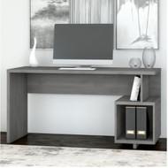 """Kathy Ireland by Bush Industries Madison Avenue 60""""W Writing Desk - MDD160MG-03"""