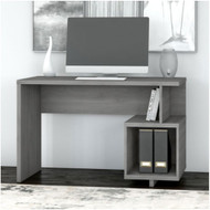 """Kathy Ireland by Bush Industries Madison Avenue 48""""W Writing Desk - MDD148MG-03"""