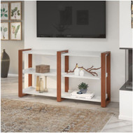 Kathy Ireland by Bush Industries Voss Console Table - OSS160WC2-03
