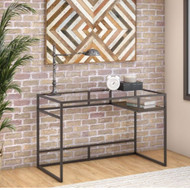 "Bush Anthropology Glass Writing Desk 48"" - ATD148RB-03"