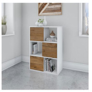 Bush Business Furniture Jamestown 6 Cube Organizer - JTB130FWWH