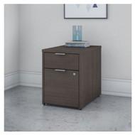 Bush Business Furniture Jamestown 2 Drawer Pedestal-Assembled- JTF116SGSU