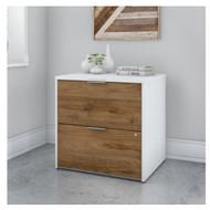 Bush Business Furniture Jamestown Lateral File-Assembled- JTF130FWWHSU