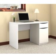 Bush Furniture Montrese Black White - MY72117-03
