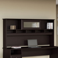 "Bush Cabot Collection 72"" Hutch Espresso Oak - WC31873-03"