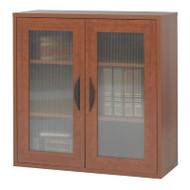 Safco Après 2-Door Cabinet Cherry - 9442CY