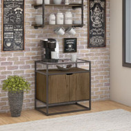 Bush Anthropology Coffee Bar with Storage - ATH018RB