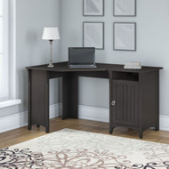Bush Furniture Salinas Collection Corner Desk - SAD155AW-03