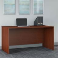 "Bush Business Furniture Series C Desk 60""W x 30""D in Mahogany - WC36731"