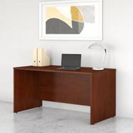 "Bush Business Furniture Studio C Desk 60"" x 30"" Hansen Cherry - SCD260HC"