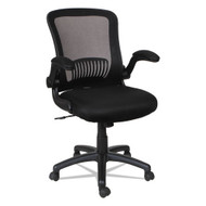 Alera EB-E Series Swivel/Tilt Mid-Back Chair - EBE4217