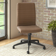 Bush Business Furniture Mid-Back Ribbed Office Chair - CH2601SDL-03