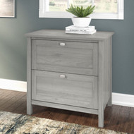 Bush Broadview Lateral File Modern Gray - BDF131MG-03