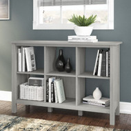 Bush Broadview Collection 6-Cube Bookcase Modern Gray - BDB145MG-03