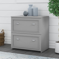 Bush Fairview Lateral File Cabinet Cape Cod Gray - WC53581-03