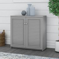 Bush Fairview Collection Storage Cabinet Cape Cod Gray - WC53596-03