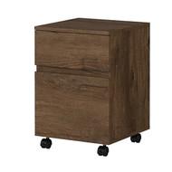 Bush Latitude 2-Drawer Mobile File Cabinet -  LAF216RB-03