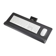 Safco Knob Adjust Keyboard Platform - 2133BL